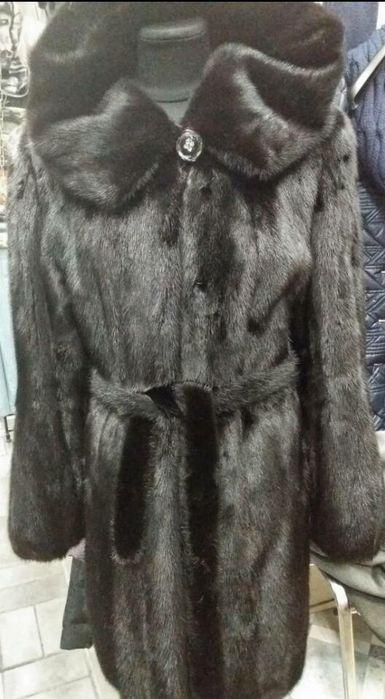 Шуба норковая (норка) Софиевская Борщаговка - изображение 1