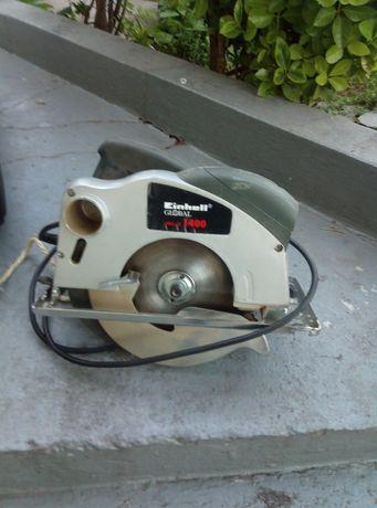 Serra circular manual a laser