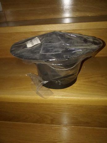 Chapéu inox para chaminé D150