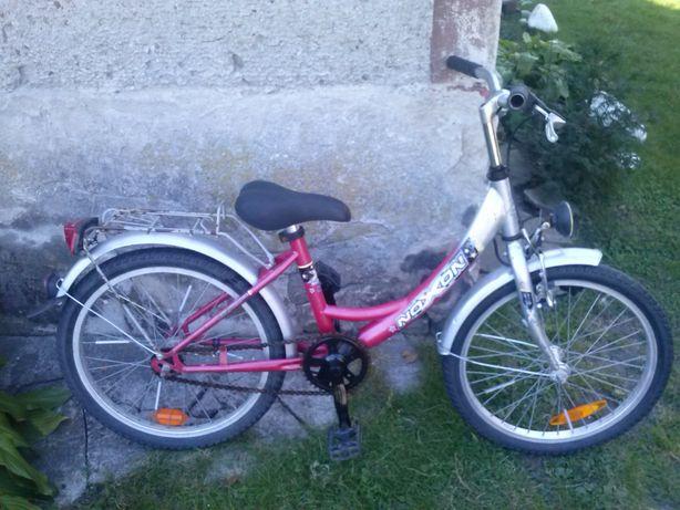 Rower Dziewczecy kola 20