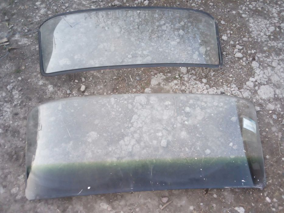 Продам запчасти на ВАЗ2101  лобовое и заднее стекло Ранній Ранок - зображення 1