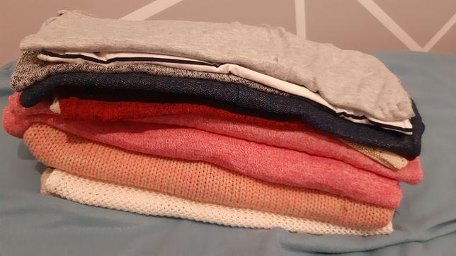 12 sweter bluzka długi rękaw na zime M/L 38/40