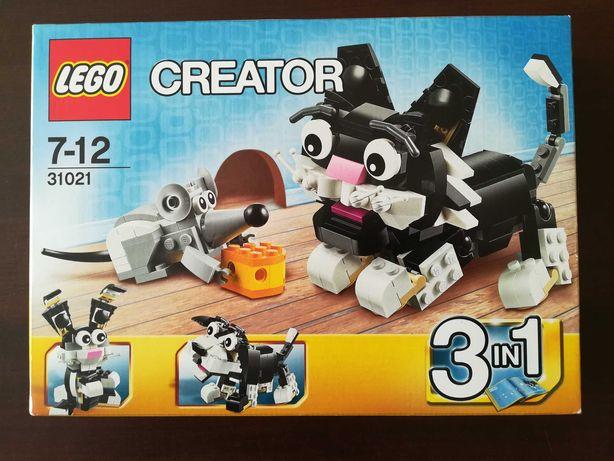 Klocki LEGO Creator 31021 (Zabawa w kotka i myszkę) - NIE ROZPAKOWANE