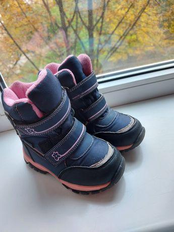Зимние термо ботинки, дутики, Том.м. 27 рр.