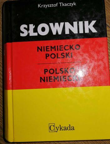 Słownik niemiecko polski, polsko niemiecki