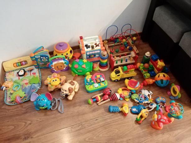 Zestaw Fisher Price, V-tech, Lego Duplo, Ikea