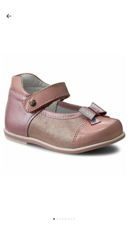 Skórzane buty, półbuty 24
