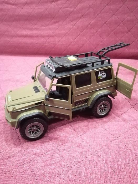 Jeep Dickie polowanie Piaseczno - image 1