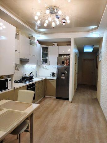 Двухкомнатная квартира возле Центрального парка в Ирпене с ремонтом
