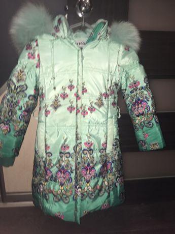 Продам куртку на Девочку зима КIKO