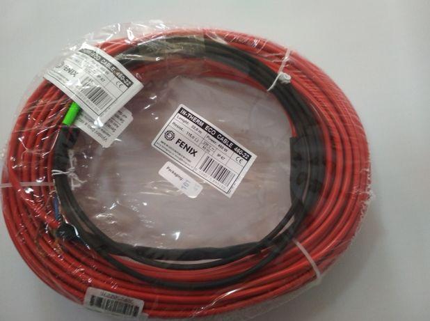 Нагревательный кабель In-therm (Чехия) Eco PDSV20, 1080 Вт. Теплый пол