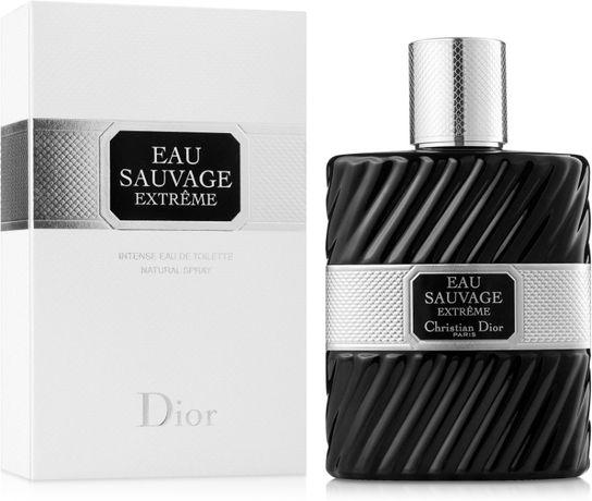Christian Dior Eau Sauvage Extreme Edt 100 Ml Produkt