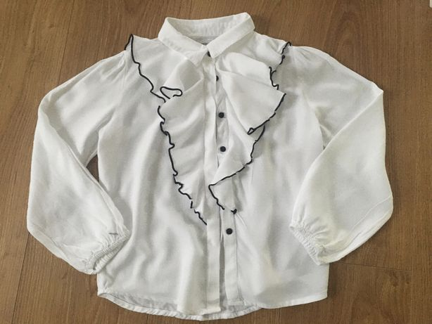WYPRZEDAŻ piękna bluzka Reserved rozm 128