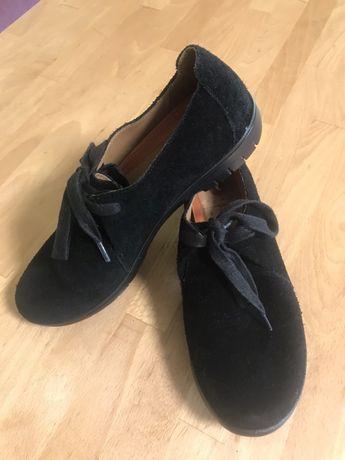 Туфли полуботинки clarks 38 p туфли ботинки
