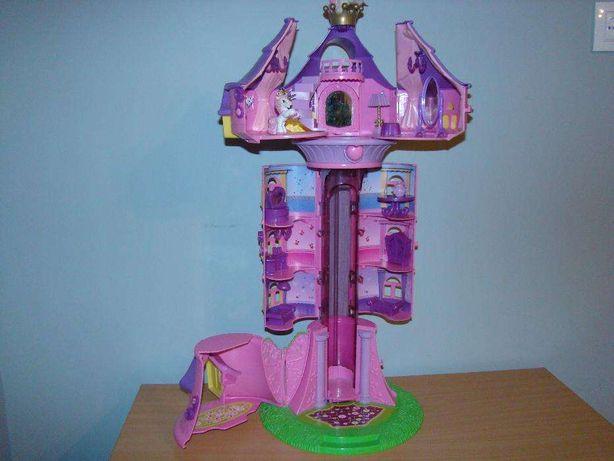 kucyki Filly-zamek