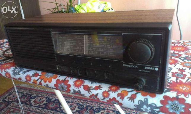 Radio Diora-PRL zabytek