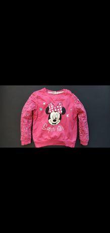 Disney bajkowa bluza Myszka Minnie 86cm