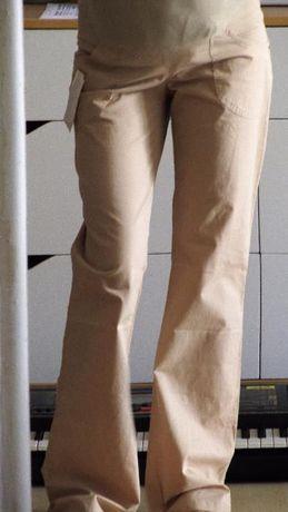 spodnie ciążowe roz 36/38 nowe z metką! Tanio