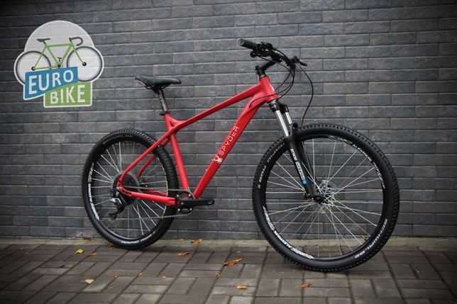 Горный велосипед Spider Shimano SLX Cube trek scott cannondale canyon