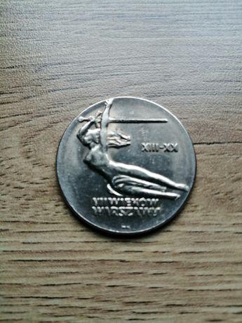 10 zł. Nike duża 1965r. w ładnym stanie.