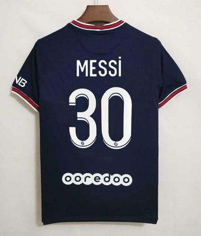 Camisola PSG do jogador Messi