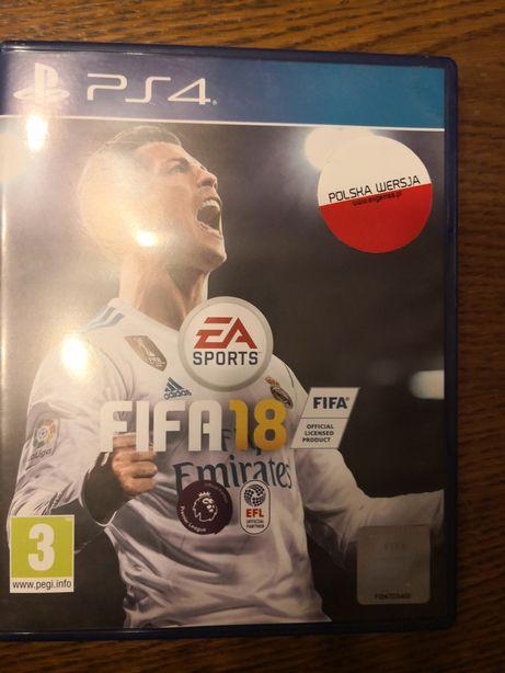 Fifa 18 PS4 gra!