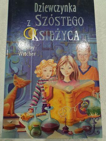 Dziewczynka z szóstego księzyca ksiazka za grosze