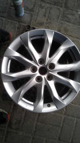 Felga aluminiowa 18 Mazda 5x114,3 et 50