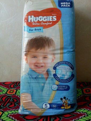Подгузники Huggies Ultra Comfort 5