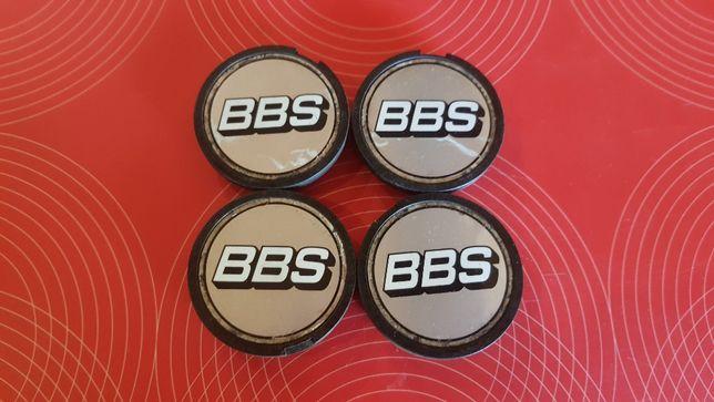 4 x dekielki BBS oryginalne RA375 RX RS 55-56mm VW golf gti polo