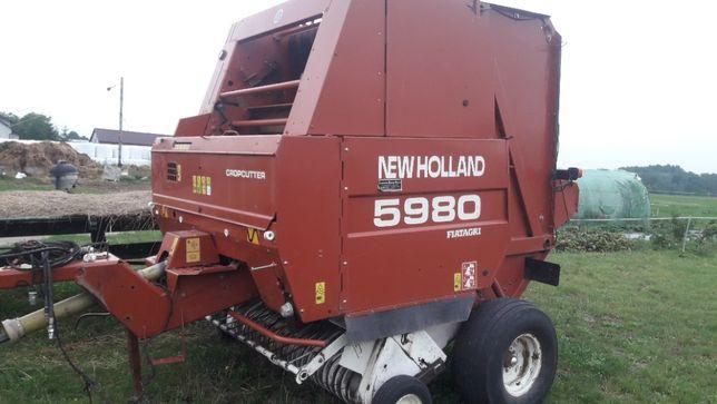 Prasa belująca New Holland 5980