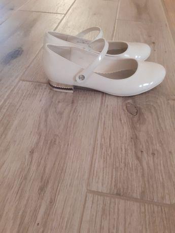 Buty dla dziewczynki na komunię