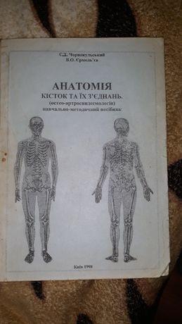 """""""Анатомія кісток та їх з'єднань"""""""