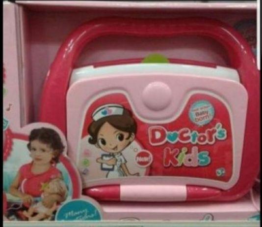 Сканер (узи аппарат) для кукол .набор для игры в  доктора