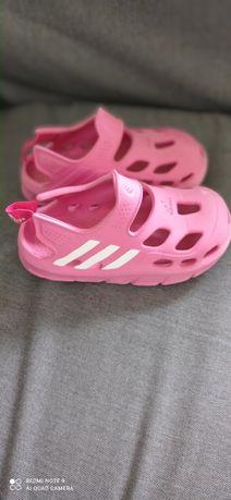 Buty w typie Crocs Adidas, wkł. 15,5 cm