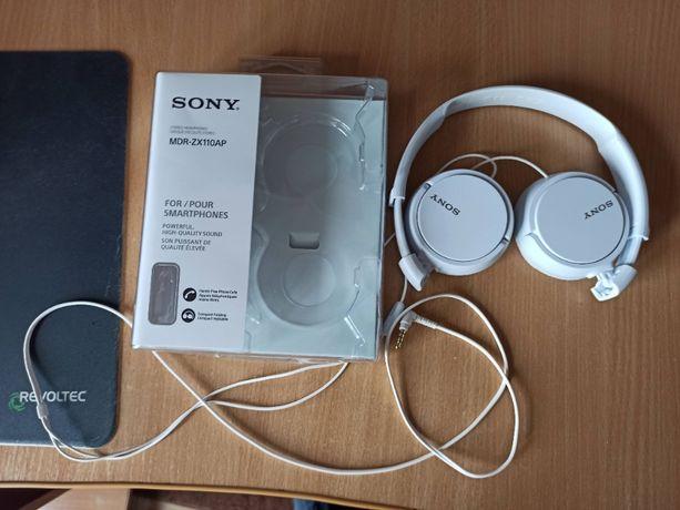 słuchawki nauszne SONY MDR-ZX110AP