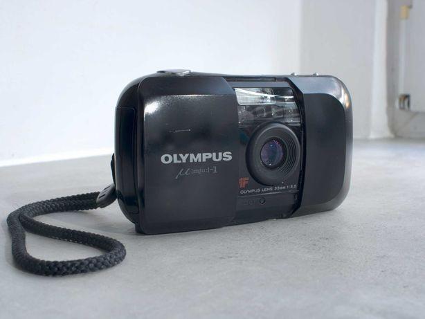 Uliczny aparat Olympus [mju:]-1