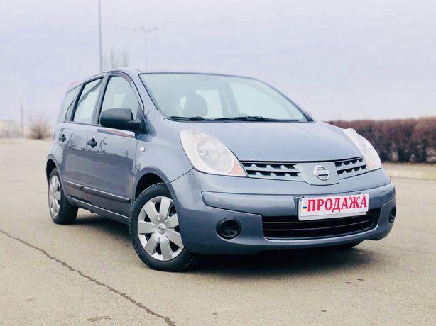 Авто Nissan Note 1.4 мех.бенз.2008. обмен, [Рассрочка, взнос от 25%]