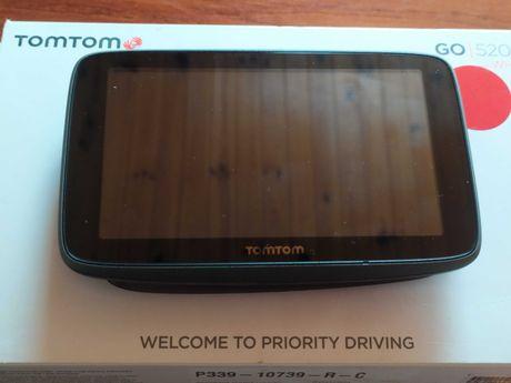 Nawigacja TomTom go 5200 na gwarancji