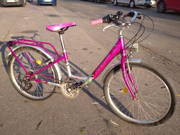 Rower młodzieżowy koła 24