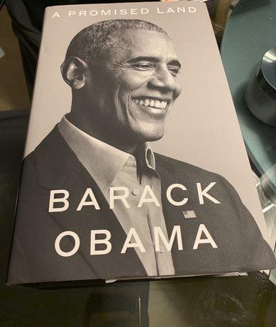 A promised land, книга Барака Обамы
