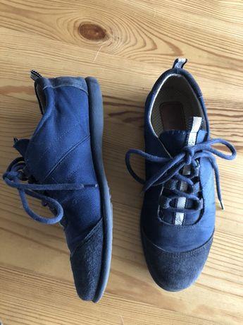 кроссовки макасины лоферы туфли Armani Jeans оригинал как Adidas Nik