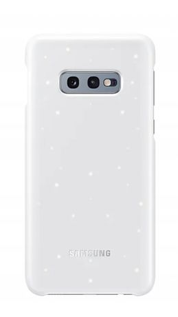 Etui SAMSUNG LED Cover do Galaxy S10E White