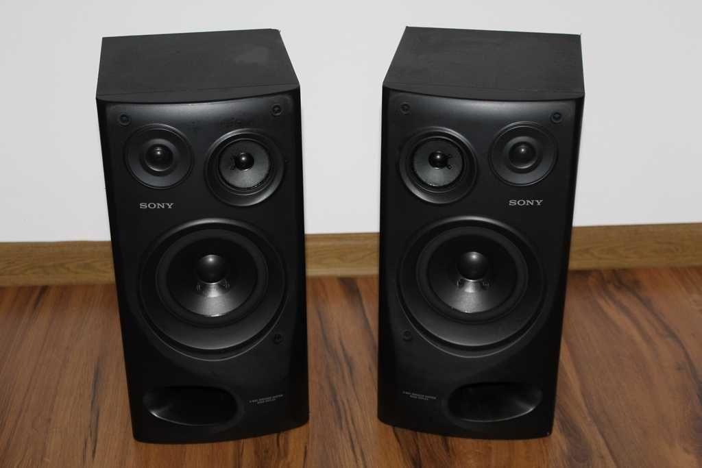 SONY SS-H 2900 Kolumny głośniki 3 way bass reflex Wysyłka