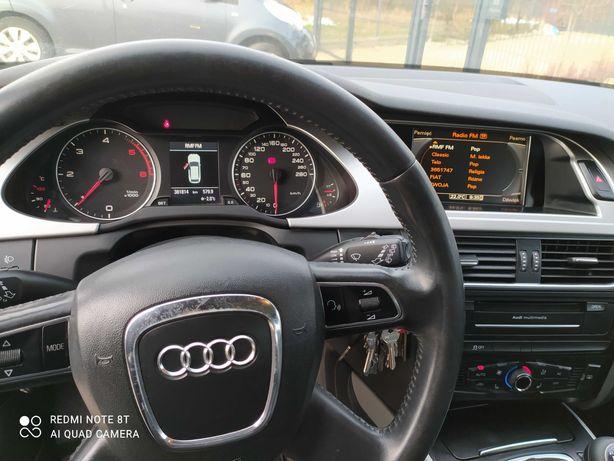 Audi a4b8 2.0 tdi