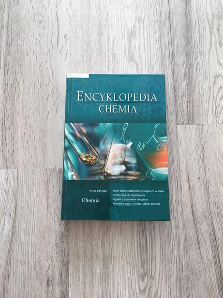Encyklopedia Chemia greg książka