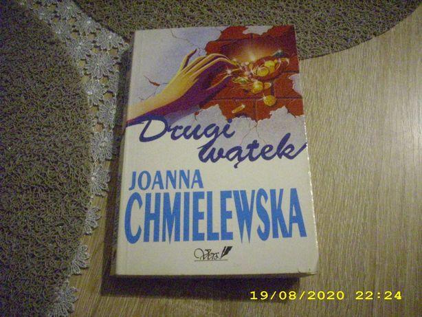 Drugi wątek, Kocie worki - Chmielewska /k