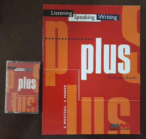 *nowe* PLUS intermediate - listening, speaking, writing + słuchowiska