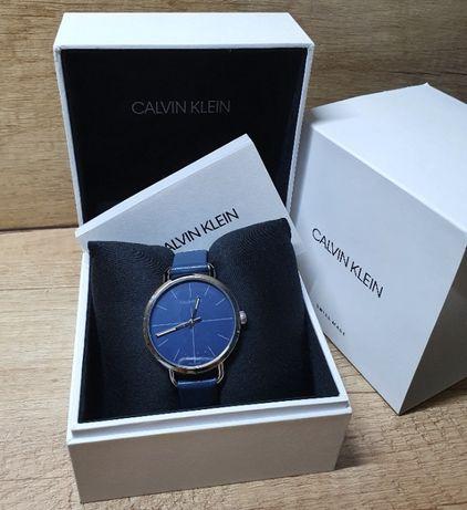 Новые женские часы Calvin Klein Even Синие K7B231VN
