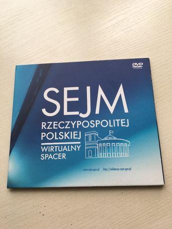Sejm płyta wirtualny spacer
